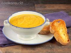 Vellutata di lenticchie e patate | Cookaround La mia è venuta marrone scuro e non proprio buonissima :(