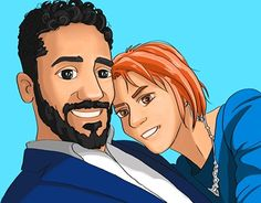 """Check out new work on my @Behance portfolio: """"FAMILY=Man+Woman"""" http://be.net/gallery/49310603/FAMILYManWoman"""