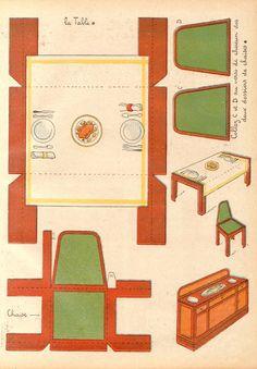 Vintage paper toys I. - mania 999 - Picasa Web Albums