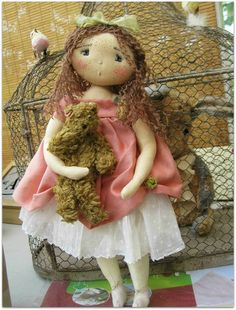 poupée  farfalous