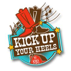 Kick you heels Country Line Dancing, Dance It Out, Atc Cards, Dance Quotes, Sign I, Dance Fitness, Rodeo, Party, Lanterns