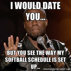 funny softball meme - Google Search
