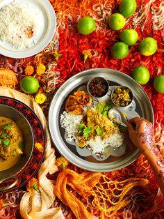 Fish curry (machli malwani)