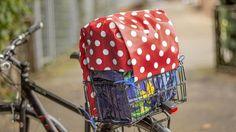 Fahrradkorbhaube