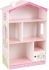 Ana White | Bookcase Dollhouse - DIY Projects