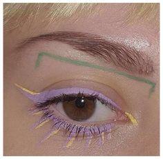 Eye Makeup Art, Cute Makeup, Pretty Makeup, Makeup Inspo, Makeup Inspiration, Makeup Looks, Hair Makeup, Makeup Ideas, Fox Makeup