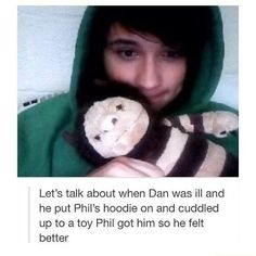 MUST HAVE Dan and Phil are perfect for each other :D>>> NOPE. NOPE. NOPE. I REFUSE TO BELIEVE IT! DAN IS MINE
