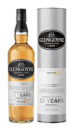Lemon zest, toffee apples and a scent of coconut. Read our tasting notes on the Glengoyne 12 Year Old Highland Single Malt Scotch Whisky & Buy Online here.