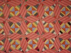 I'm busy quilting on my latest quilt reproduction/rescue/makeover, etc. for a national challenge. I was  heavily influenced by the PA German...