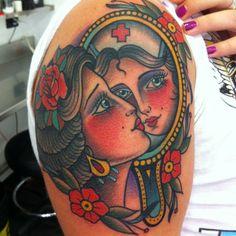 Tattoo by Mirko Colli