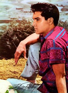 OMG this glorious creature. Too bad this was like, 1964. Elvis!!!