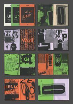 Notss Zine Designed by Jackkrit Anantakul Graphic Design Layouts, Book Design Layout, Print Layout, Graphic Design Posters, Graphic Design Typography, Graphic Design Illustration, Graphic Design Inspiration, Brochure Design, Vintage Logo