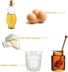 #DIY Hair Mask Recipes