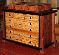 Jewelry box - http://handmadebyhickey.com $600