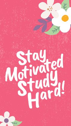 New Inspirational Quotes Free Colorful Smartphone Wallpaper - Stay motivated, Study hard Wallpaper Iphone Quotes Backgrounds, Cute Wallpapers Quotes, Happy Wallpaper, Motivational Quotes Wallpaper, Words Wallpaper, Iphone Wallpaper, Cute Motivational Quotes, Inspirational Quotes Wallpapers, Trendy Wallpaper