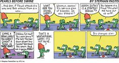 Pearls Before Swine.  I love this comic!