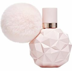 Omg aris new perfume cant believe it she has already made 3 perfumes along with hair mists,body lotions..........................................................................she also made 4 viva glam products..........................thats why i luv Ariana Grande she is full on goals.