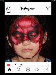 Boys Like, Halloween Face Makeup, Instagram