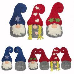 "12 Likes, 1 Comments - Anita (@nita0301) on Instagram: ""#felt #gnome #elf #feltelf #feltgnome #xmasdecor #christmasdecor #christmaself #christmasgnome…"""