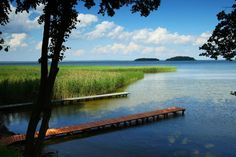 The biggest lake in Poland x km, deep :))) Poland Country, Visit Poland, Big Lake, Central And Eastern Europe, Air France, Polish Folk Art, Lake District, Wonderful Places, The Great Outdoors