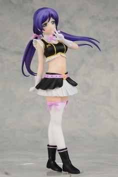 Tamarket - Love Live! School Idol Project No Brand Girls PM Figure PVC statue - Toujou Nozomi, $45.00 (http://tamarket.com.au/love-live-school-idol-project-no-brand-girls-pm-figure-pvc-statue-toujou-nozomi/)