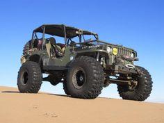Jeeps n more Jeeps