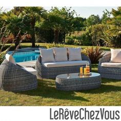 Awesome Salon De Jardin Resine La Redoute Ideas - Amazing House ...