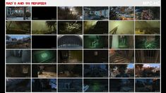Fallout - - Rad's and 111 Refufees Giant Spider, Fall Out 4, Spiders, Season 1, Sim, Spider