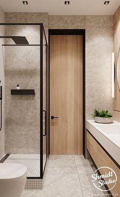Washroom Design, Toilet Design, Bathroom Design Luxury, Bathroom Layout, Modern Bathroom Design, Small Bathroom, Master Bathroom, Warm Bathroom, Luxury Bathrooms