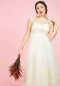 Sparkling Celebration Midi Dress in Ivory. For an occasion unlike any  other 1febaa4b582