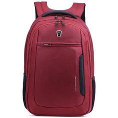 New High quality 15.6Inch Laptop Backpacks Men Brand Waterproof Nylon Backpack School Bags for Teenagers Tigernu Bag Backpack