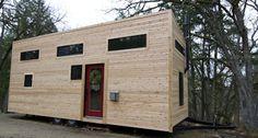Tiny Homes   Eco Cabins: 28' hOMe