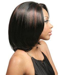Graceful Loose Bob Style Synthetic Wig