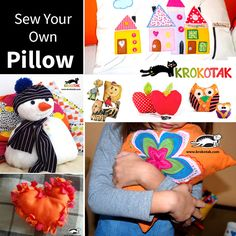 Sew Your Own Pillow