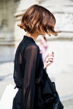 Zdjęcie 53 - ODWAŻNE Fryzury damskie krótkie włosy