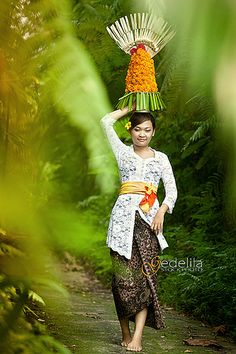 My beautiful country, love this photo,Balinese poise