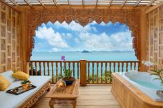 THAILAND - Santhiya Koh Yao Yai Resort & Spa is 20 minutes away from Phuket by our speed boat.