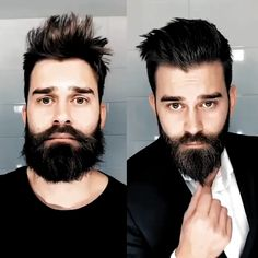 Best Beard Care, Beard Growth Products and Beard Grooming Kits Types Of Beard Styles, Beard Styles For Men, Hair And Beard Styles, Short Hair Styles, Hipster Hairstyles Men, Haircuts For Men, Popular Haircuts, Hipster Haircut, Men's Haircuts