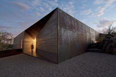 Wendell Burnette Architects: Desert House