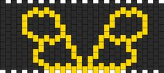 BVB Black Veil Brides  bead pattern