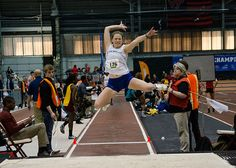 University of North Carolina Asheville Women's Track & Field - Long Jump