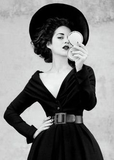 ♔ Marion Cotillard ~ In vintage haute courier