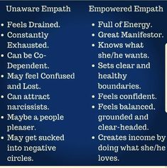 Empath Traits, Intuitive Empath, Psychic Empath, Reiki, Empath Abilities, Psychic Abilities, Trauma, Feeling Drained, A Course In Miracles