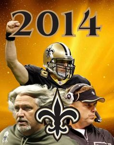 2014 New Orleans Saints; IT'S GOING TO BE AN AWESOME YEAR!!!!!!!!!!!!!!!!!!