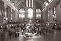 How I got the shot - Grand Central Station New York - Scribbles and Notes