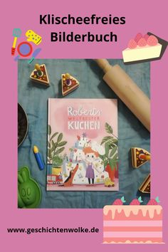 In diesem Bilderbuch backt Robert mit seinem Vater ganz selbstverständlich einen Kuchen - vorgestellt wird es auf dem Kinderbuchblog Geschichtenwolke. Prize Draw, Father, Clouds, History, World, Kuchen, Kids