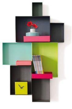 מדף Papppap - Due Colori