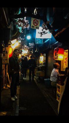 Golden Gai Alley - Shinjuku