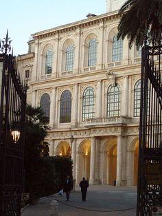 Rome: Palazzo Barberini