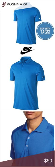 Nike Men's Dri-Fit Tour Performance Golf Polo (L) ♦️Nike Men's Dri-Fit Tour Performance Golf Polo   ♦️Men's large  ♦️New with tags  ♦️No trades ♦️100% authentic ♦️ Buy with confidence-check out my love notes ♦️Top rated seller ♦️Ships same day or next day ♦️Posh Ambassador  ♦️Pricing will not be discussed in the comments. If interested please use the offer button. Nike Shirts Polos